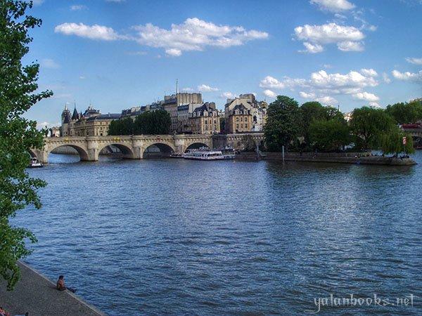 Paris The River of Seine Photography Views Romanticism Yalan雅岚 黑摄会